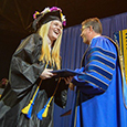 Record Number of Graduates at Commencement 2016