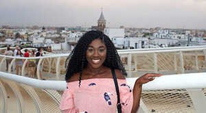 Senior Spends Her Second Semester Studying in Spain