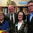 Crafts Center Library Named for Carol and James Donnelly