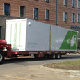 Leafy Green Machine Comes to Campus