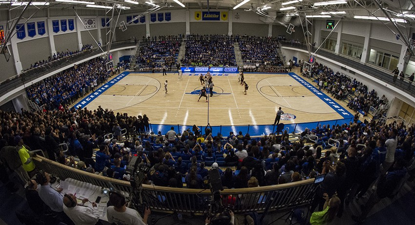 Worcester State Worcester State Basketball Alumni Day